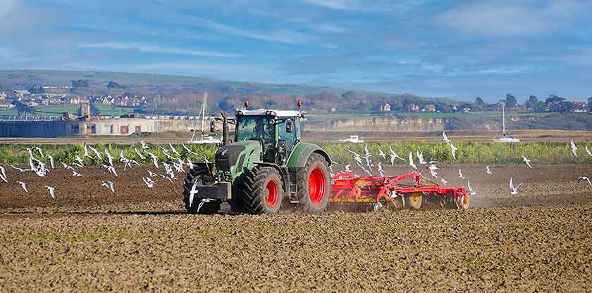 Simeon Morgan Farming Environmental farming
